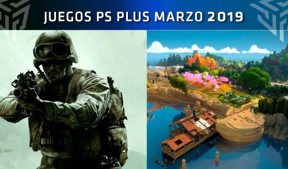 Juegos PlayStation Plus: Marzo de 2019