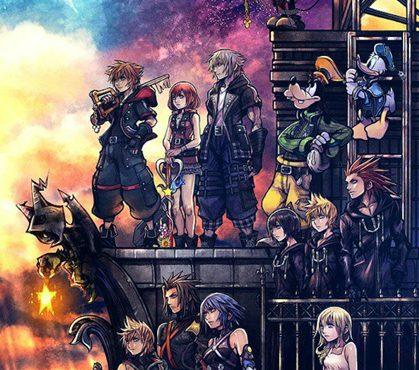 Análisis de Kingdom Hearts III