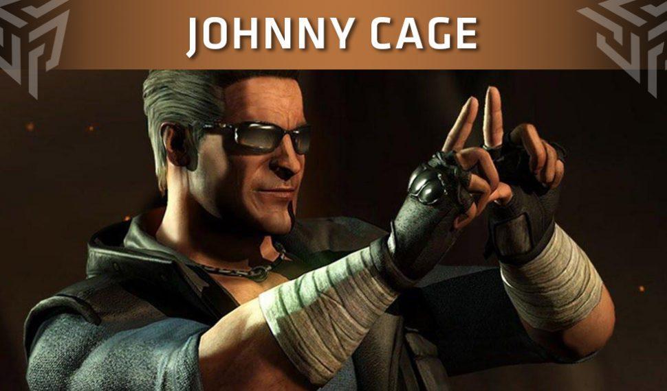 Mortal Kombat 11 anuncia la llegada de Johnny Cage con un tráiler