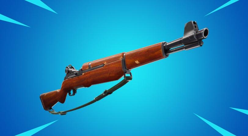 nueva arma fortnite