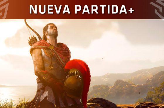 Assassin's Creed Odyssey recibirá un modo Nueva Partida+ este mes