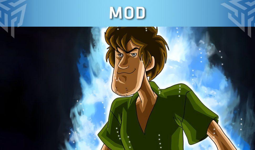 ¡Shaggy Rogers llega a Jump Force gracias a un mod!