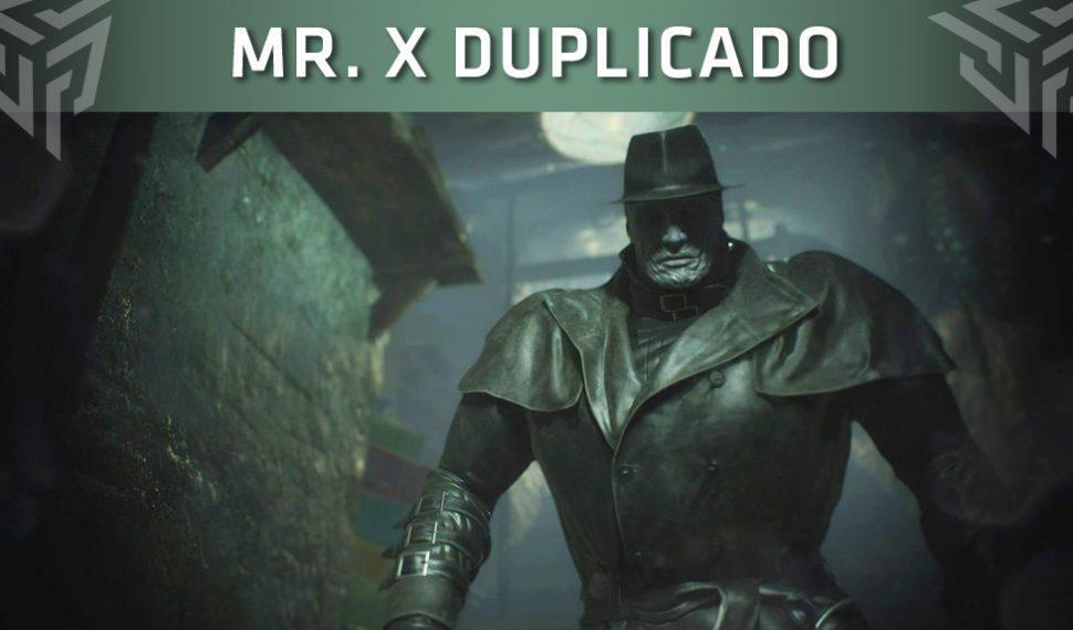 Un bug en Resident Evil 2 Remake provoca que aparezcan dos Mr. X