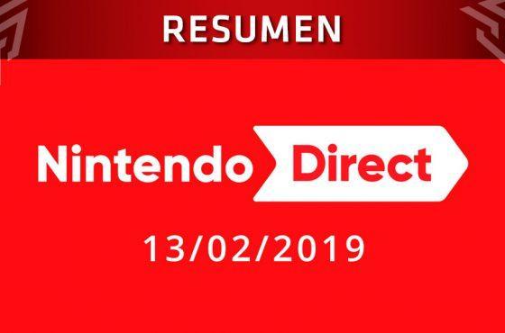 Nintendo Direct: resumen de todas las novedades
