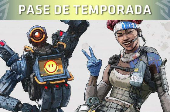 Apex Legends: El Pase de Temporada tendrá variedad gratuita y premium