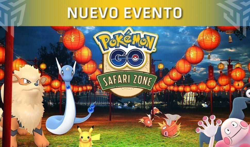 Niantic anuncia el evento del Año Nuevo Lunar para Pokémon GO