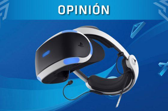 Viviendo la Realidad Virtual con el Pack PS4 VR