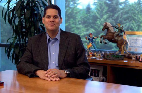 Reggie Fils-Aimé, presidente de Nintendo of America, se retira
