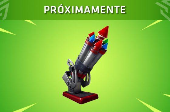 "Los ""Battle Rockets"" llegarán próximamente a Fortnite: Battle Royale"
