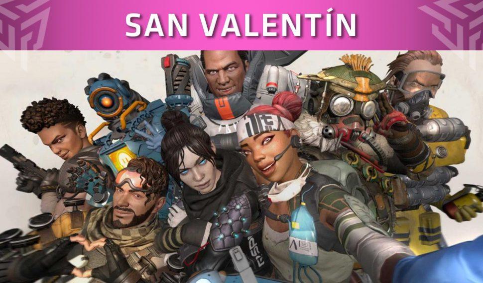San Valentín llegará a Apex Legends en forma de objetos gratuitos