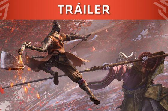 From Software lanza un tráiler de Sekiro: Shadows Die Twice centrado en la historia