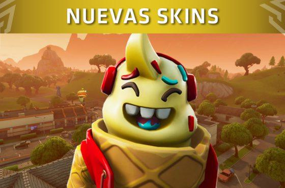 Estas son todas las skins que llegarán próximamente a Fortnite: Battle Royale