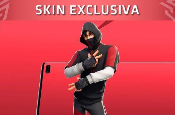 Así puedes conseguir la skin IKONIK de Fortnite: Battle Royale