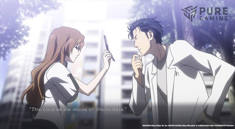 analisis steins gate elite