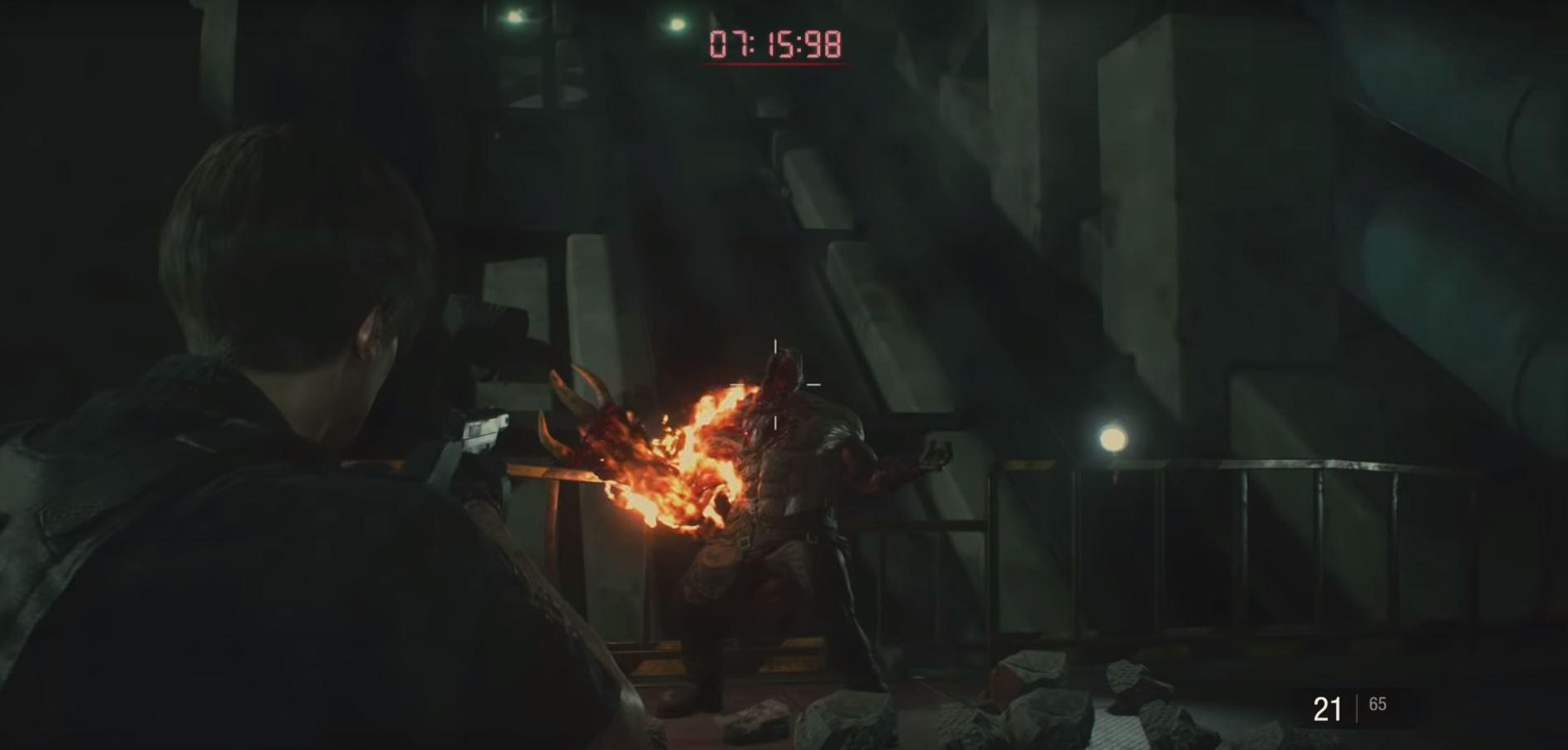 Guia Para Derrotar A Los Jefes Finales En Resident Evil 2 Remake