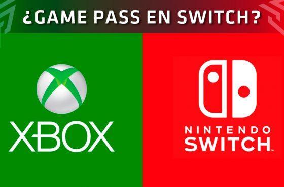 Xbox Game Pass podría llegar a Nintendo Switch según un rumor