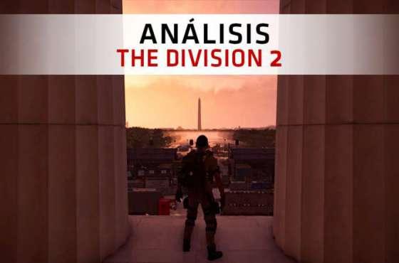 Análisis de The Division 2 – La historia nos recordará