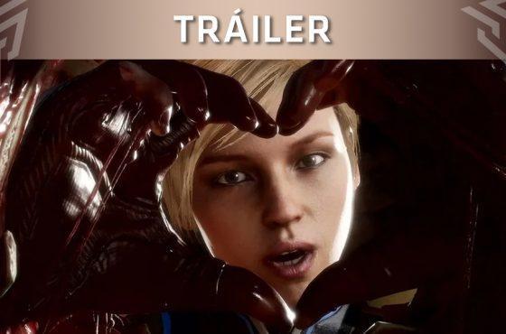 Mortal Kombat 11 lanza un nuevo tráiler – Cassie Cage vs Kano