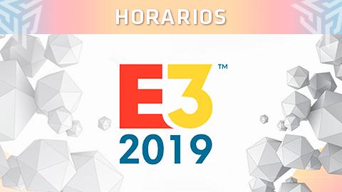 E3 2019: Horario de todas las conferencias