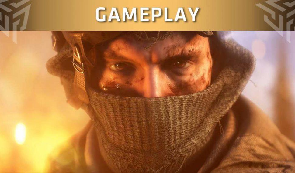 Battlefield V lanza un tráiler centrado en el gameplay de Firestorm (Battle Royale)
