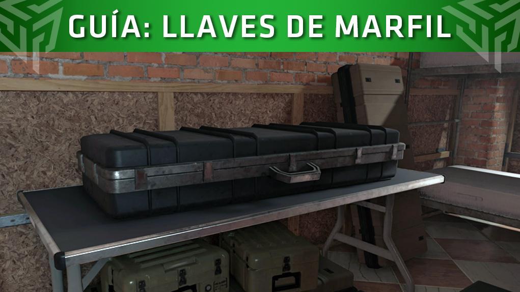 guía the division 2 llaves marfil