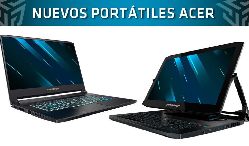 Acer presenta en Madrid los nuevos productos que llegarán en 2019