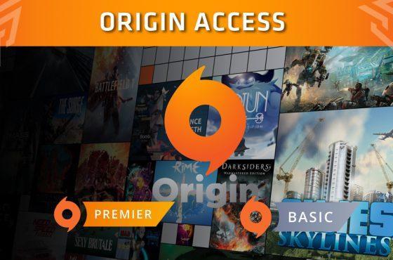 Este es el nuevo contenido que llegará a Origin Access durante el mes de marzo
