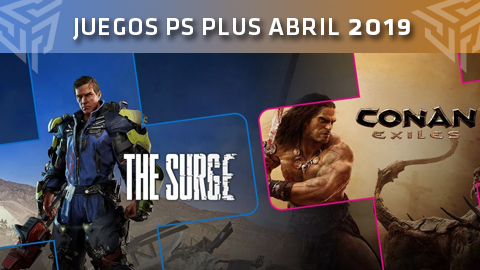 Juegos PlayStation Plus: abril de 2019