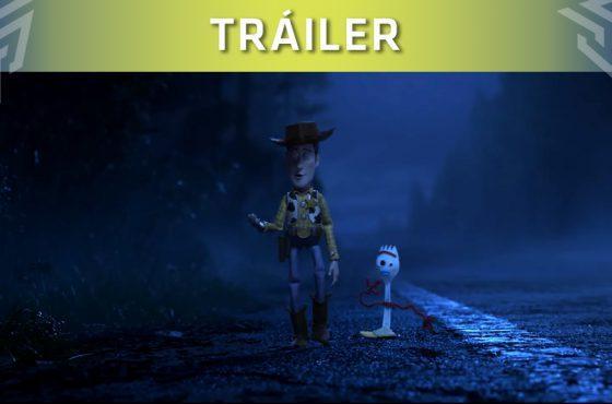 Disney y Pixar publican el primer tráiler largo de Toy Story 4