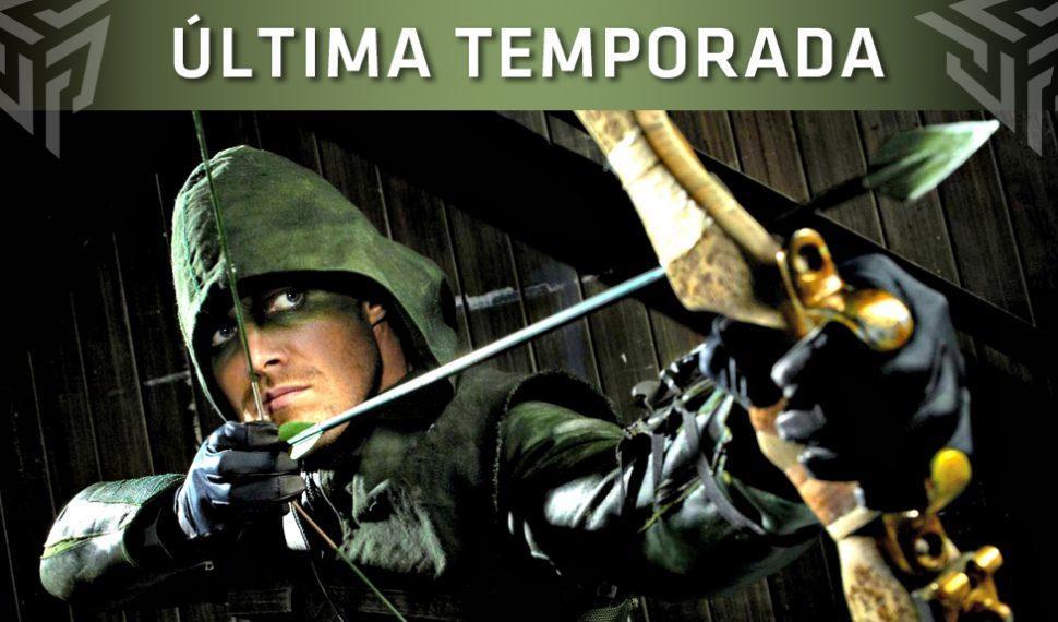 La serie Arrow de DC llegará a su fin con la Temporada 8
