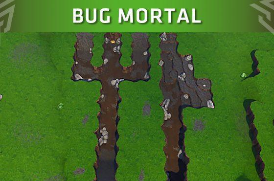 Epic Games advierte de un bug mortal en un punto del mapa de Fortnite: Battle Royale