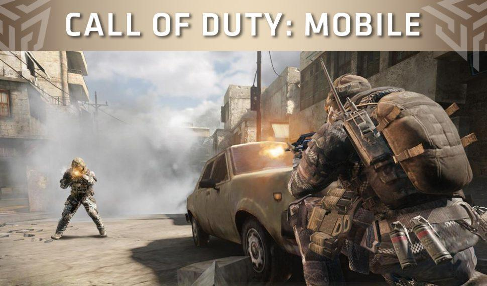 Call of Duty: Mobile ya es una realidad