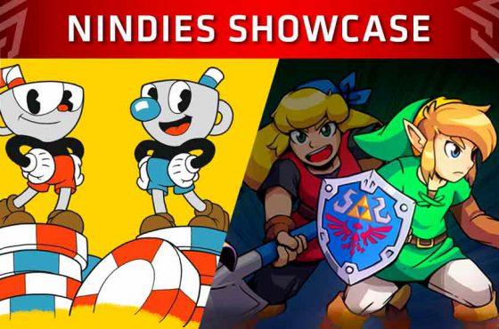 Cuphead, Cadence of Hyrule y los nuevos títulos que llegan a Nintendo Switch