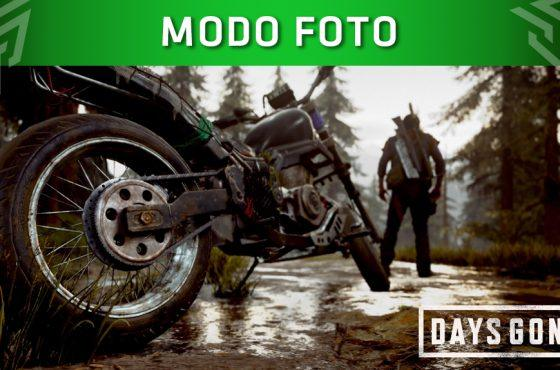 "Days Gone contará con ""modo foto"""