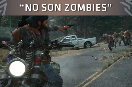 Bend Studios recalca que las criaturas de Days Gone no son zombies