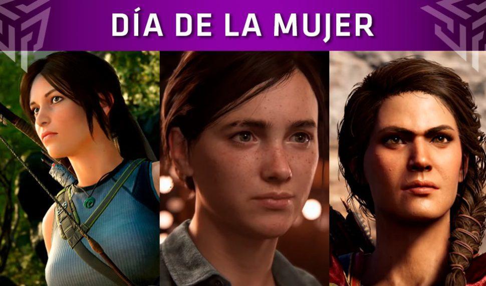 ¿Cómo se representa a la mujer en los videojuegos de este último año?