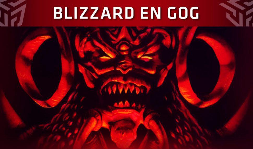 Diablo y otros clásicos de Blizzard llegan a la plataforma GOG