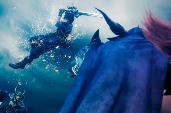 La versión gratuita de Dissidia Final Fantasy NT ya está disponible en Steam y PS4