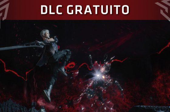 Devil May Cry 5 recibirá el modo Palacio Sangriento el día 1 de abril