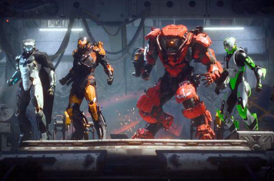Electronic Arts investiga los problemas de Anthem en PS4
