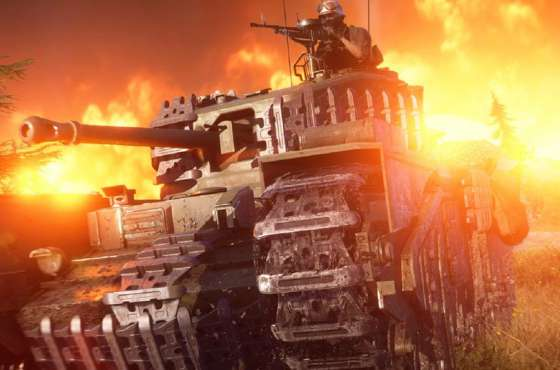 ¡El nuevo modo «Firestorm» (Battle Royale) de Battlefield V ya está disponible!