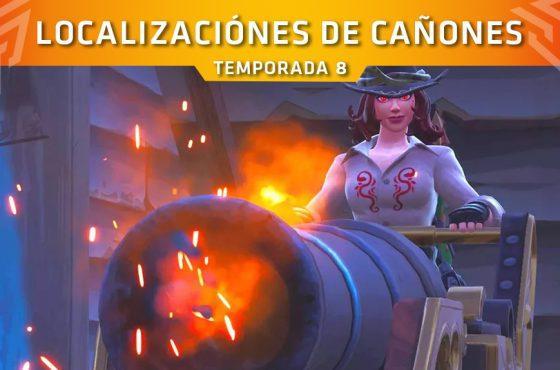 Fortnite: Battle Royale – ¿Dónde están localizados todos los cañones pirata?