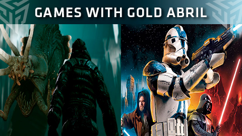 Xbox Games With Gold: Juegos gratuitos del mes de abril (2019)