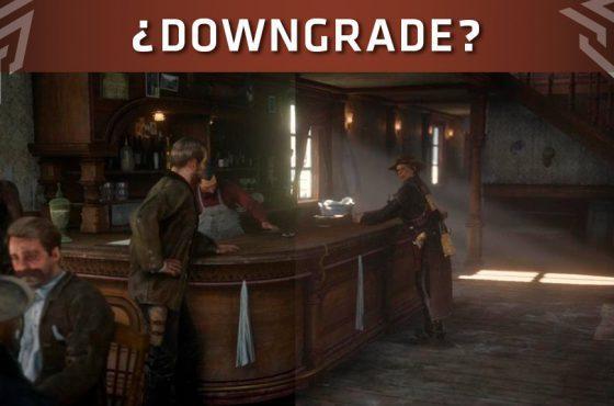 Red Dead Redemption 2 podría haber bajado el nivel gráfico en su última actualización