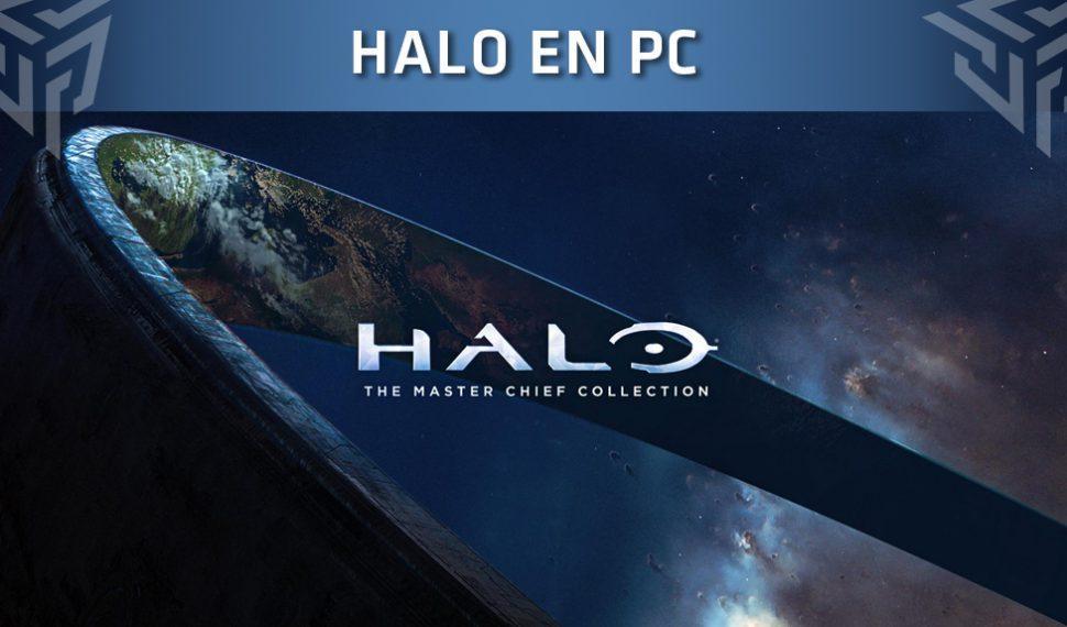 Microsoft anuncia la llegada de la saga Halo a PC