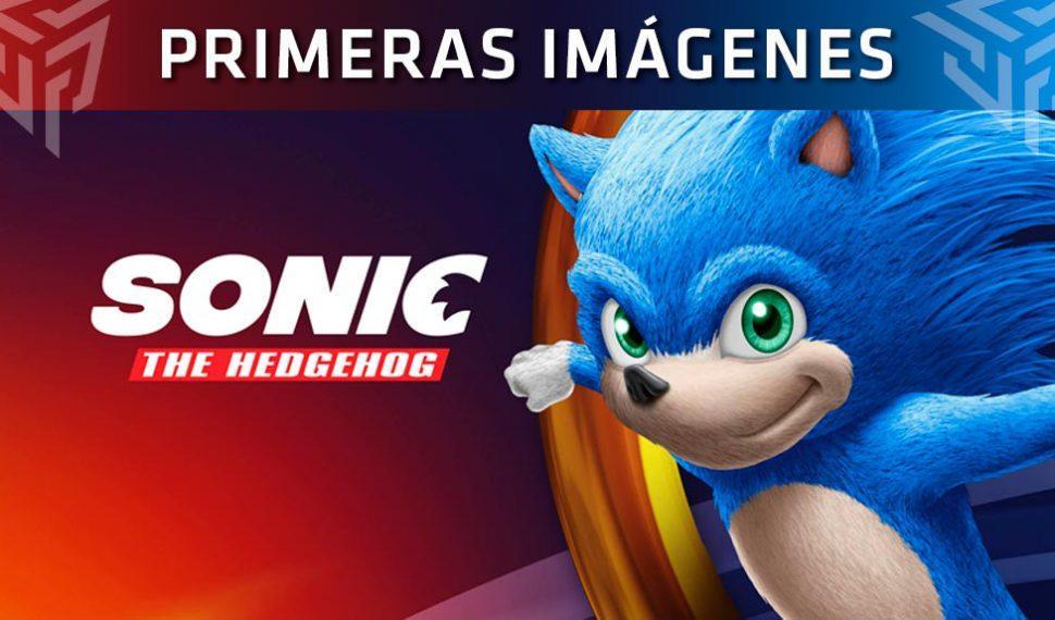 Primeras imágenes del posible aspecto de Sonic en su película