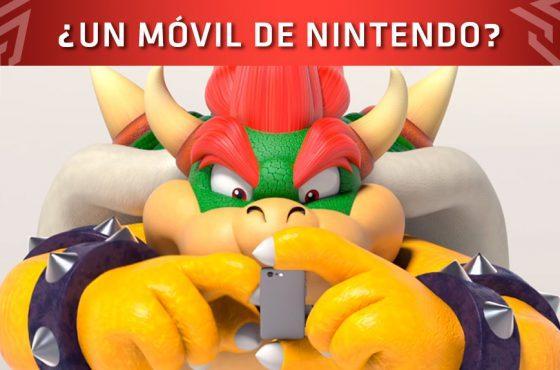 Nintendo está pensando en lanzar su propio teléfono móvil