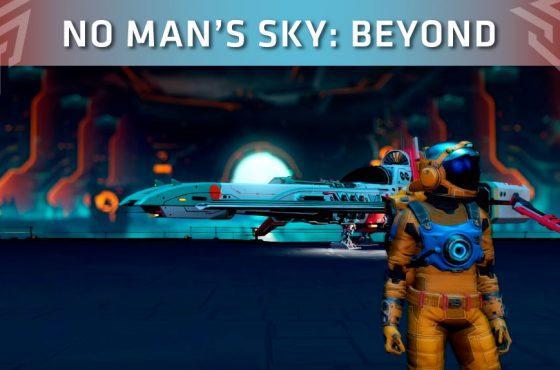 Anunciado No Man's Sky: Beyond, una actualización con nuevas funciones online