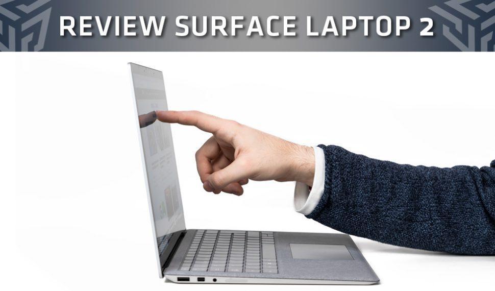 Review de Microsoft Surface Laptop 2 – Calidad elevada al infinito
