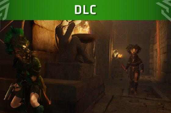 "Ya disponible ""El Corazón de la Serpiente"", quinto dlc de Shadow of the Tomb Raider"